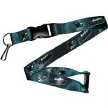 San Jose Sharks Lanyard, Pacific Teal